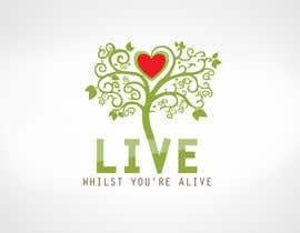 nº 400 pour Logo Design for Live Whilst You're Alive par seryozha
