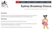 Bài tham dự #4 về Graphic Design cho cuộc thi www.sydneybroadwaychorus.com