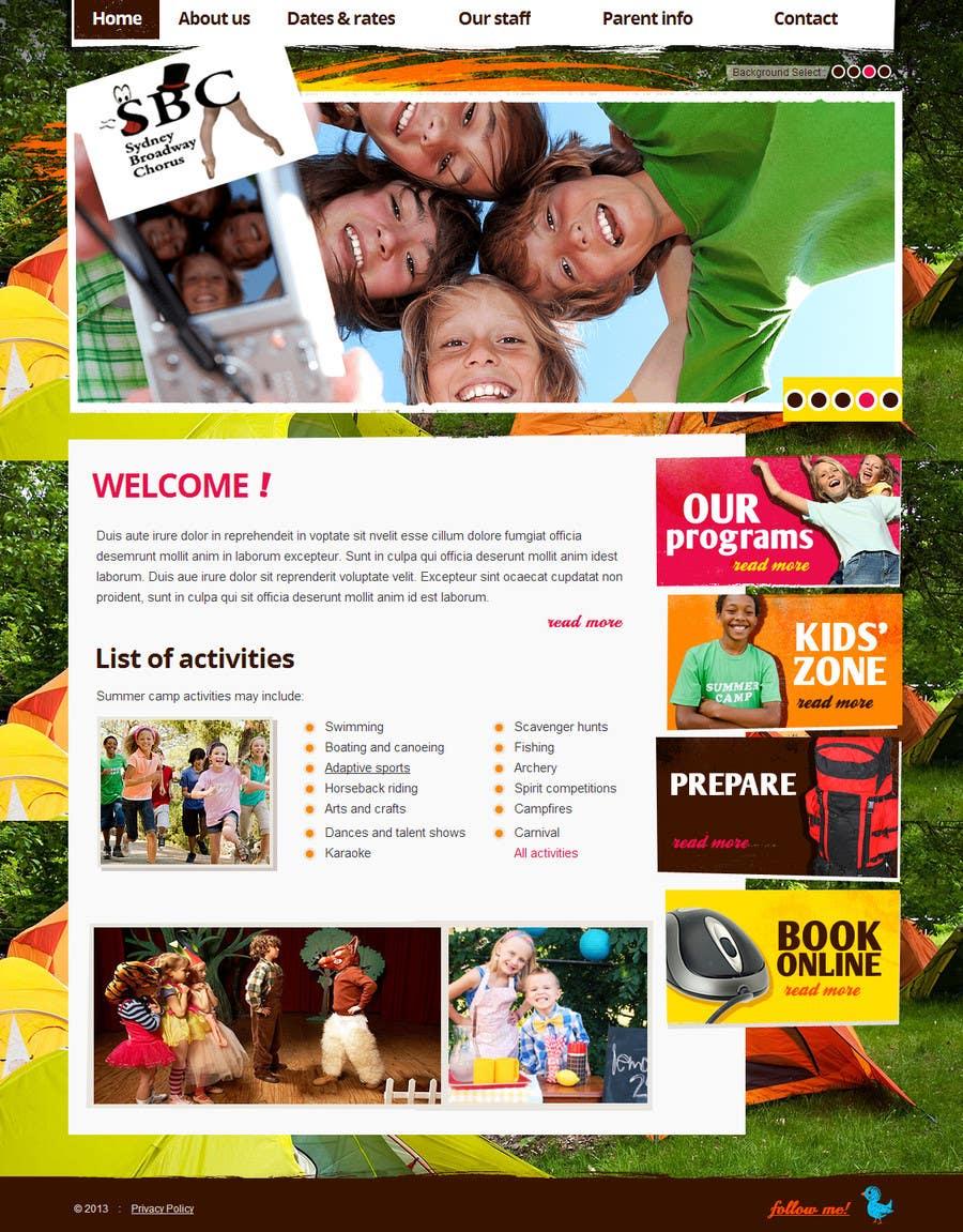 Bài tham dự cuộc thi #                                        12                                      cho                                         www.sydneybroadwaychorus.com