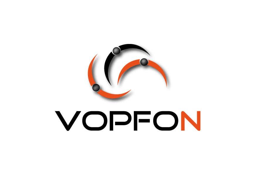 Proposition n°                                        111                                      du concours                                         Design a Logo for VOPFON