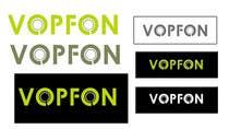 Proposition n° 95 du concours Graphic Design pour Design a Logo for VOPFON