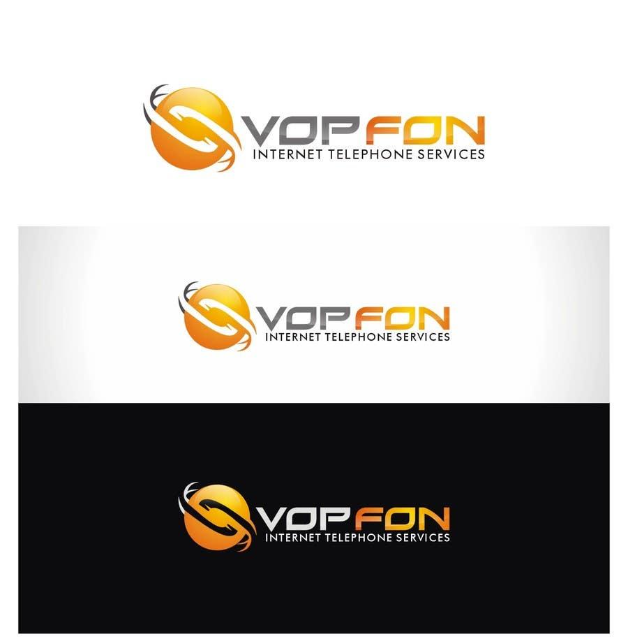 Proposition n°                                        52                                      du concours                                         Design a Logo for VOPFON