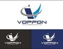 #121 for Design a Logo for VOPFON by jerry24