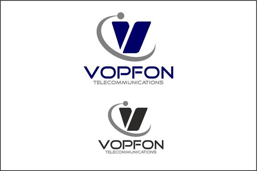 Proposition n°                                        150                                      du concours                                         Design a Logo for VOPFON