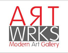 #189 untuk Logo & Favicon for an online art gallery (show off your artwork) oleh moro2707