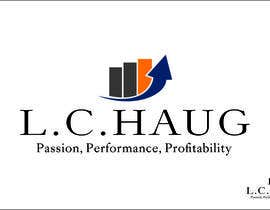 nº 7 pour Develop a Corporate Identity for L.C. Haug par advway
