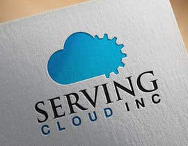 #132 for Design a Logo for Serving Cloud Inc af Kingsk144