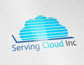 #77 for Design a Logo for Serving Cloud Inc af AhmadBinNasir