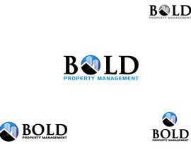 #201 para Logo for Bold Property Management por designerartist