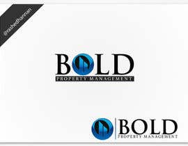 #476 para Logo for Bold Property Management por rashedhannan