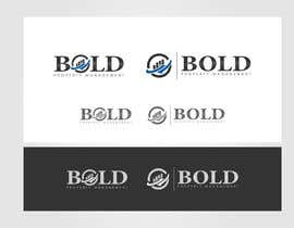 #282 para Logo for Bold Property Management por entben12