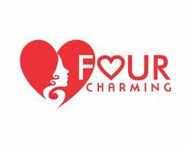 #95 for Design a Logo for Four Charming af r4z3c