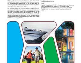 #24 for Design a Brochure for Fairchild Group by muhammadirman