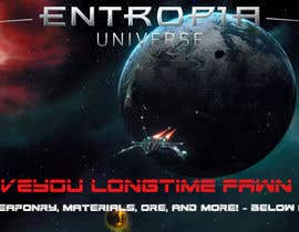 #14 for Entropia Universe Banner for Game Shop by Fabricawebstudio