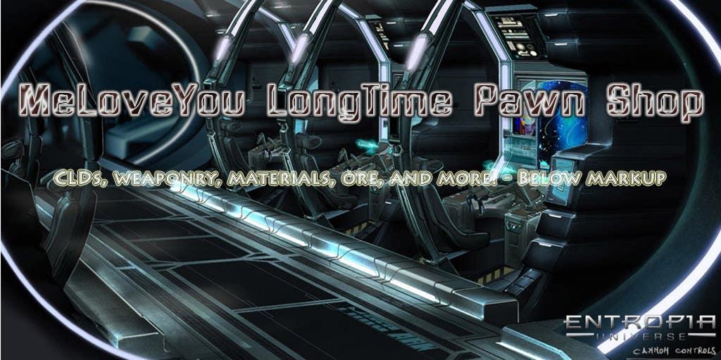 Kilpailutyö #18 kilpailussa Entropia Universe Banner for Game Shop