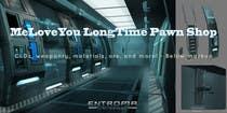 Graphic Design Kilpailutyö #19 kilpailuun Entropia Universe Banner for Game Shop