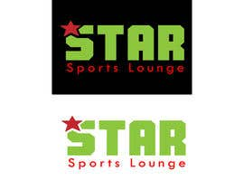 #50 para STAR Sports Lounge-LOGO por smbdhs