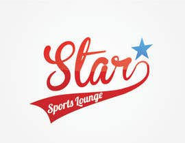 #59 para STAR Sports Lounge-LOGO por faisal7262