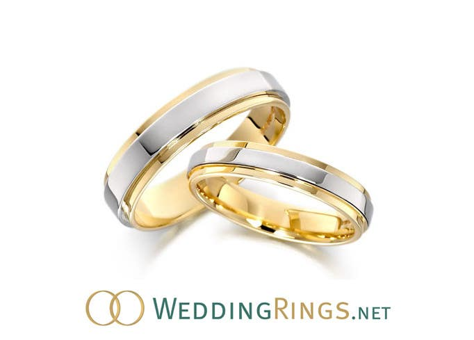 Contest Entry #                                        45                                      for                                         Logo Design for WeddingRings.net (yes, this is our company name)