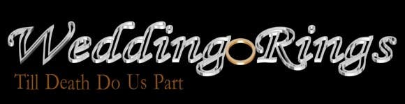 Inscrição nº                                         52                                      do Concurso para                                         Logo Design for WeddingRings.net (yes, this is our company name)