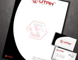 #6 for Design some Business Cards & Letterhead for Utah Fabrication af yousufrawasia