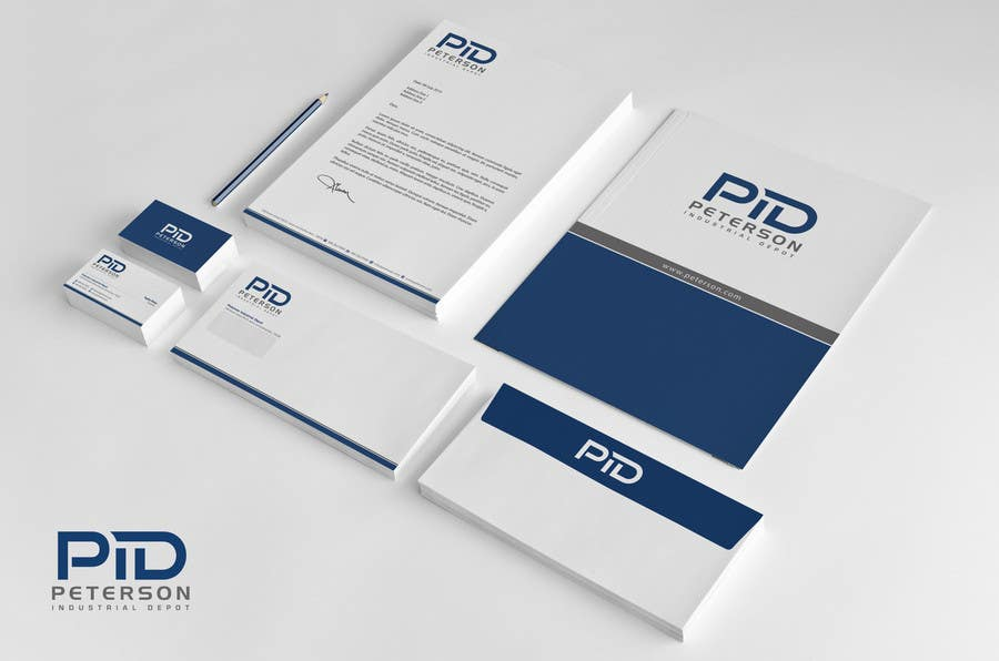 #16 for Design some Business Cards & Stationary for PID by Brandwar