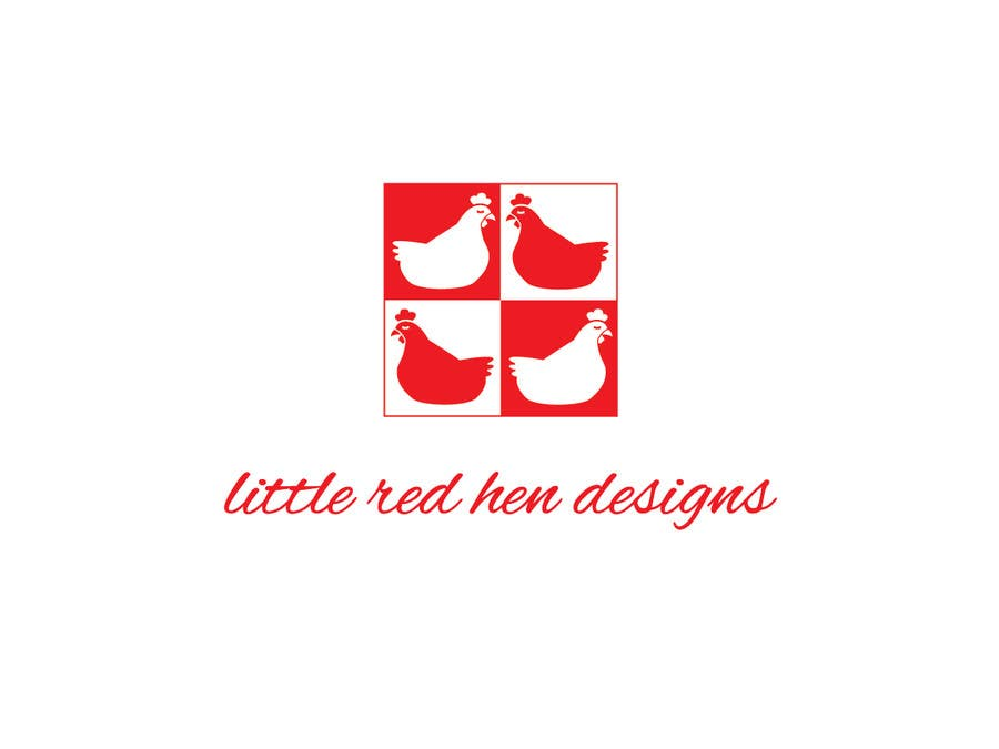 #45 for Design a Logo for Little Red Hen Designs by AnaKostovic27