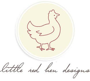 #10 for Design a Logo for Little Red Hen Designs by ahasth