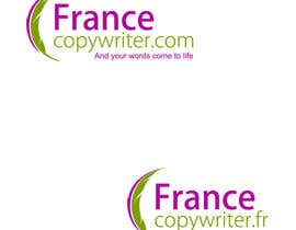 #89 para Require logo and business cards design for:  Francecopywriter (international logo) por smarttaste