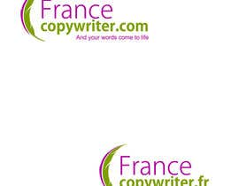 #109 for Require logo and business cards design for:  Francecopywriter (international logo) by smarttaste