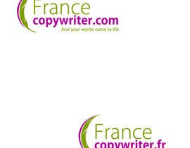 #110 for Require logo and business cards design for:  Francecopywriter (international logo) by smarttaste