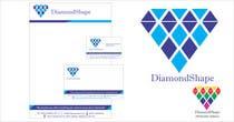 Graphic Design Entri Peraduan #18 for DiamondShape.com Logo & Header