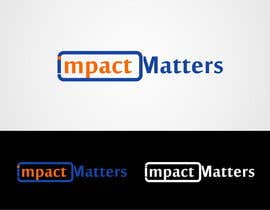 #54 for Design a Logo for Impact Matters by galihgasendra