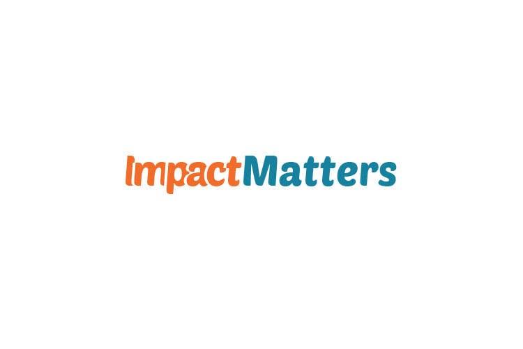 Penyertaan Peraduan #38 untuk Design a Logo for Impact Matters