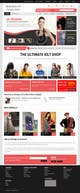 Konkurrenceindlæg #11 billede for HeritageOfScotland.com - online store graphic design. Functional mockup is ready. Probable job offer for three best designers.