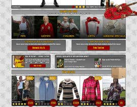 #7 cho HeritageOfScotland.com - online store graphic design. Functional mockup is ready. Probable job offer for three best designers. bởi mankamolnar