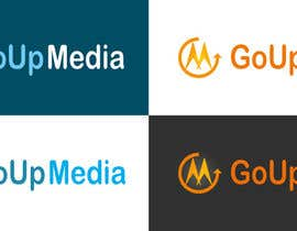 #26 para LOGO - Go Up Media por andreaishizawa