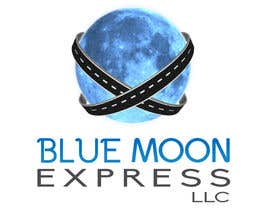 #73 para Design a Logo for Blue Moon Express LLC por yossialmog85