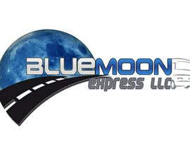 #54 cho Design a Logo for Blue Moon Express LLC bởi alinavram