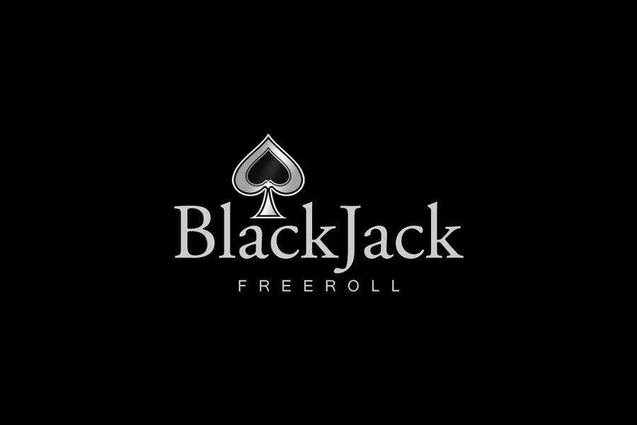 #199 for Design a Logo for Blackjack Freeroll by kk58