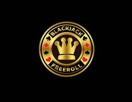 #179 for Design a Logo for Blackjack Freeroll af srijanshakya