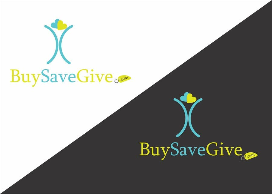 Inscrição nº 215 do Concurso para Logo Design for BuySaveGive.com