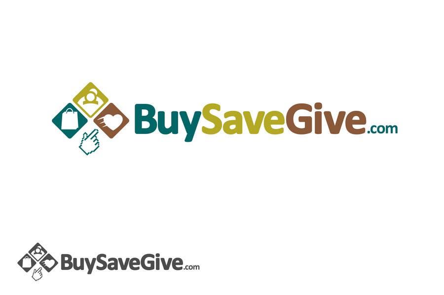 Inscrição nº 81 do Concurso para Logo Design for BuySaveGive.com