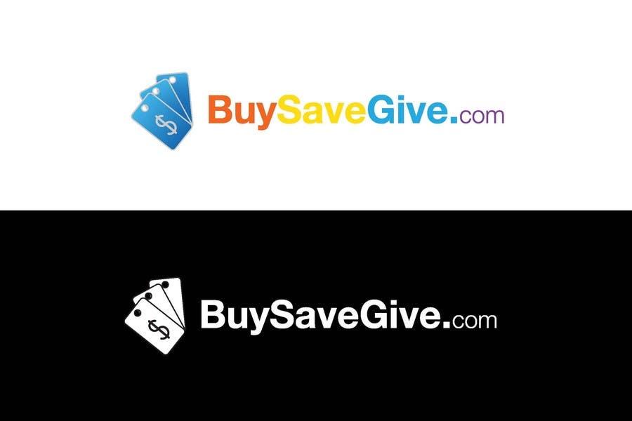 Inscrição nº 25 do Concurso para Logo Design for BuySaveGive.com