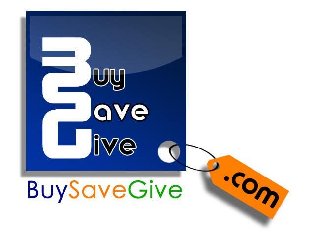 Inscrição nº 148 do Concurso para Logo Design for BuySaveGive.com
