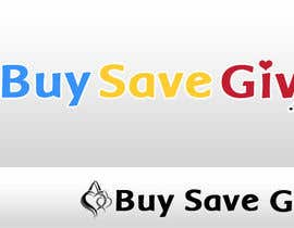 #174 for Logo Design for BuySaveGive.com by SadunKodagoda