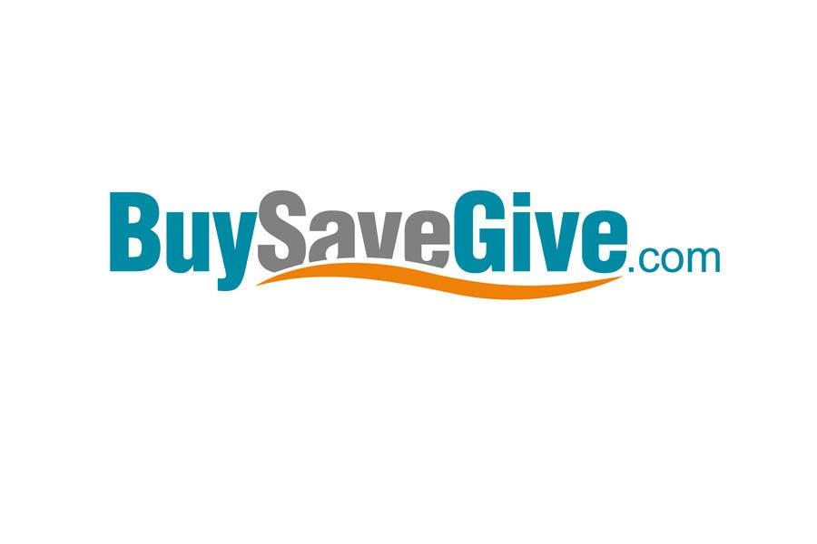 Inscrição nº 114 do Concurso para Logo Design for BuySaveGive.com
