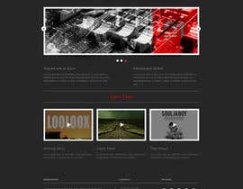 #17 for Design a Website Mockup for Loolooxbeatz af lkla