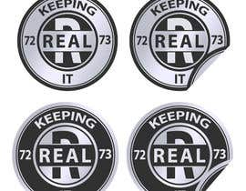 "#23 untuk Design a Logo for ""Keeping It Real"" oleh lpfacun"