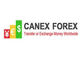 "#75 cho Design a Logo for ""Canex Forex Ltd."" bởi lpfacun"